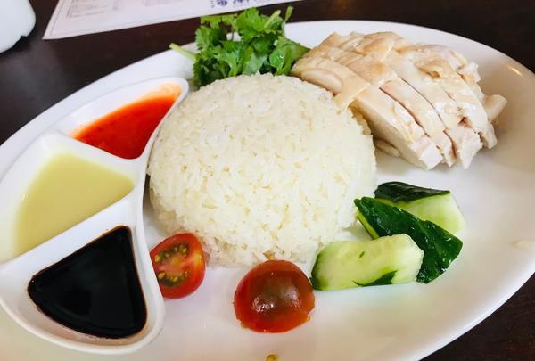 【シンガポール】海南鶏飯食堂2 恵比寿店