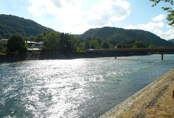 宇治川は荒れ川でした