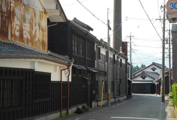 関ヶ原の町並み