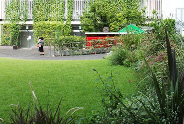 東京空中庭園