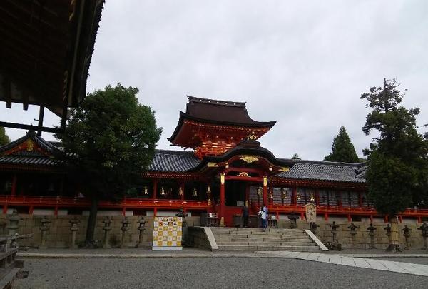 国宝・石清水八幡宮