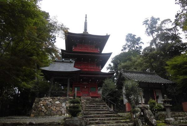 京都の石清水八幡宮