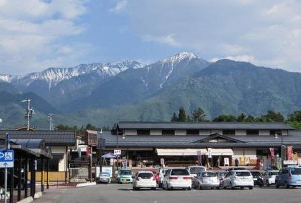 道の駅 日義木曽駒高原