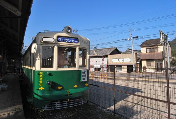 旧市内線の電車