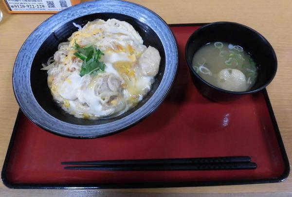近江鶏の親子丼