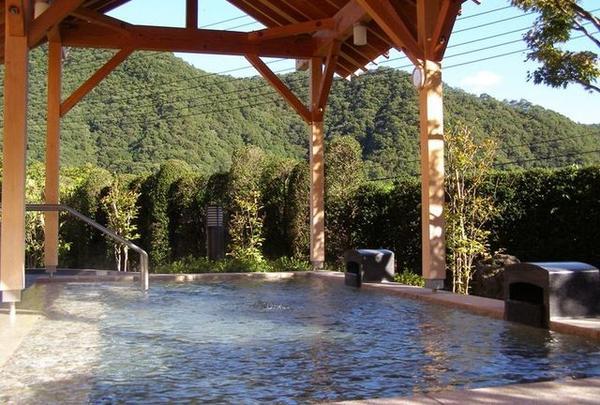 ふじの温泉東尾垂の湯