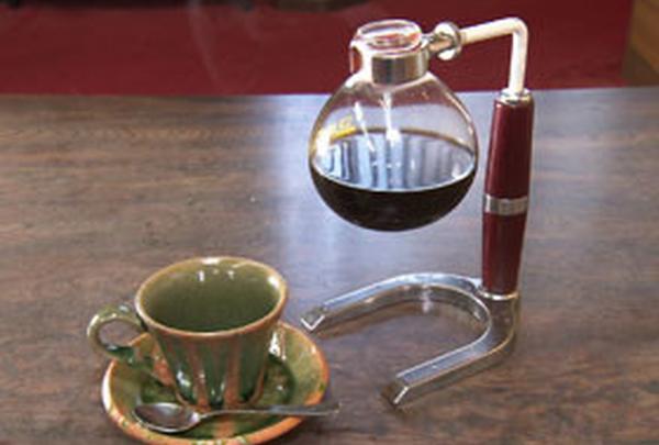 コーヒーだって本格的!
