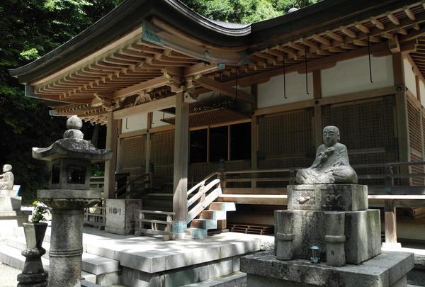 弘法堂があります