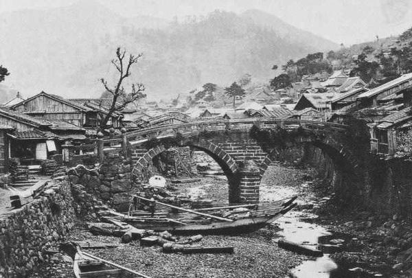 明治期の眼鏡橋