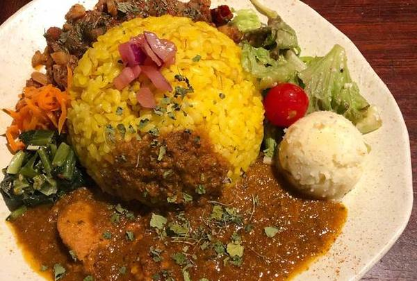 Purry Curry (パリーカリー)