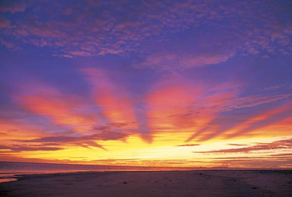 東洋一美しいといわれる「ハテの浜」を貸切!サンセットツアー