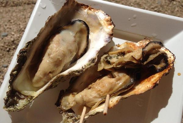 広島と言ったら牡蠣!