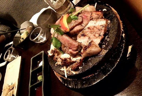 肉プレート