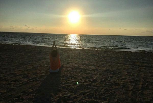 小浜島の朝