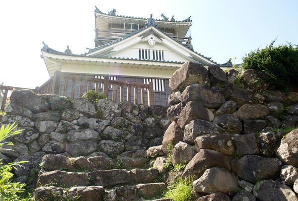 越前の名城「大野城」