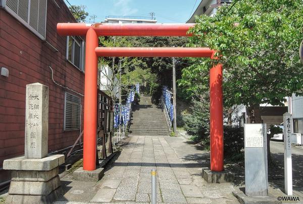大綱金比羅神社