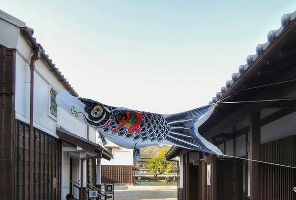 商家「駒屋」東海道二川宿