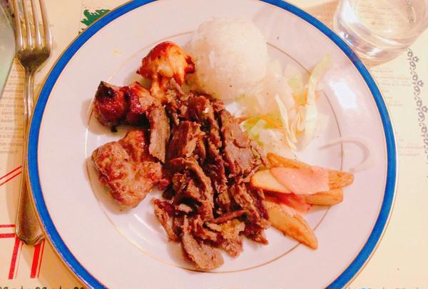 ¥3500 夜のコース料理4