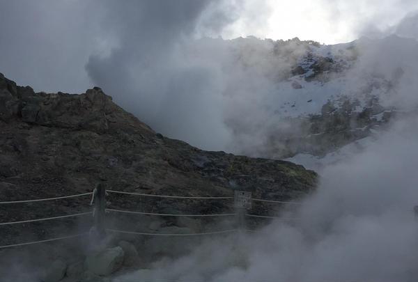 硫黄山の写真・動画_image_25853
