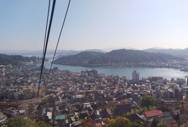 景色はすごく良い(*^^*)