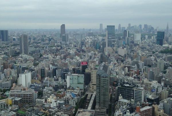 恵比須ガーデンプレイスタワー