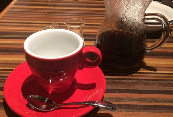 選べるシングルオリジンコーヒー