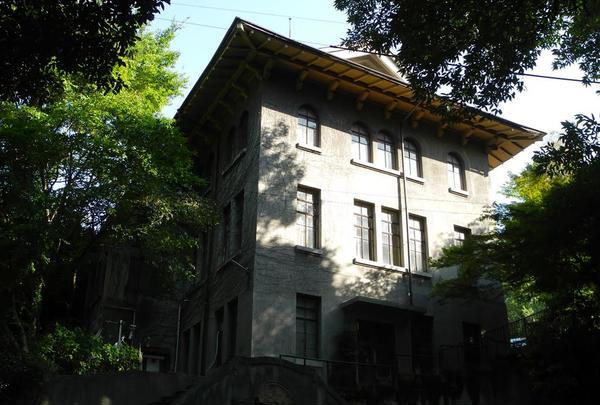 愛知学院大学旧棟