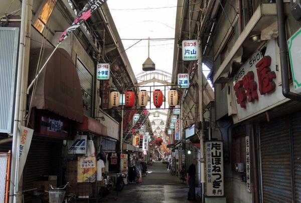 平野中央本通商店街