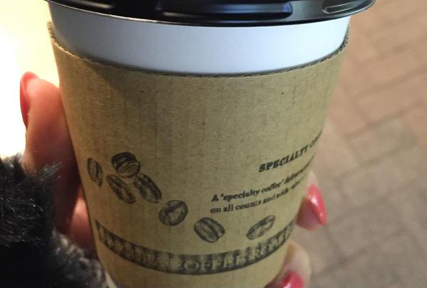本日のコーヒー