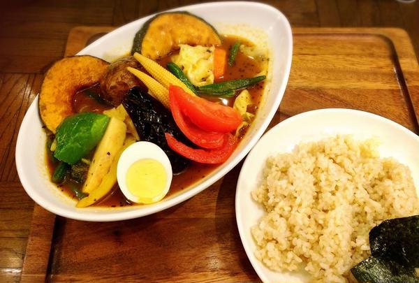 14種野菜のスープカレー