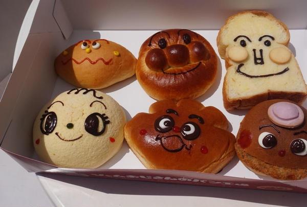 パン好き必見♡ジャムおじさんのパン工場