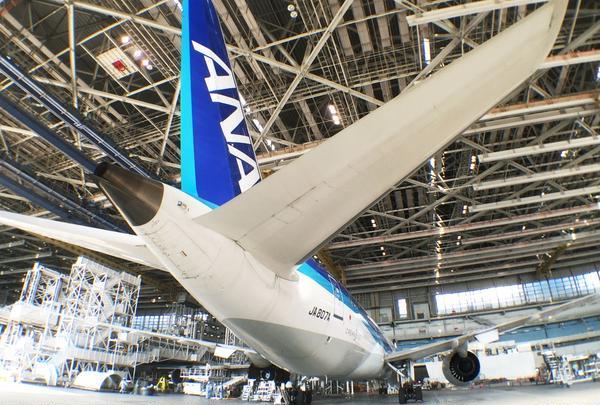 ANA機体メンテナンスセンターの写真・動画_image_69015