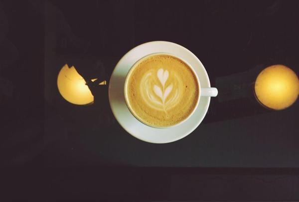 オシャレな空間で美味しいコーヒー