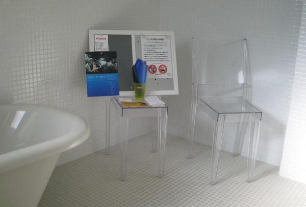 トイレがお風呂!