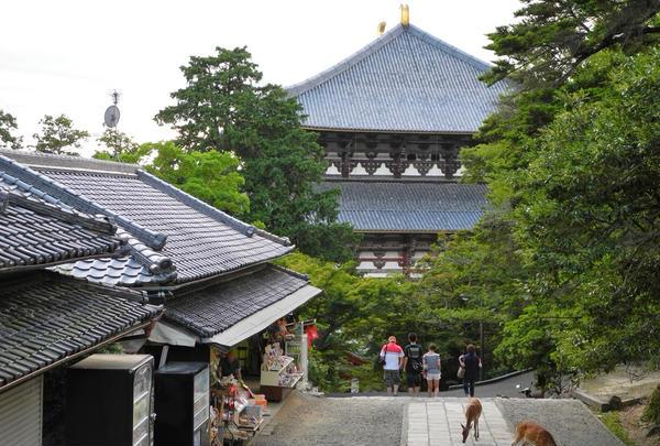 奈良東大寺境四月堂の写真・動画_image_7725