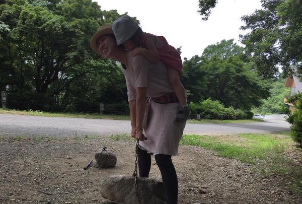 金太郎の石