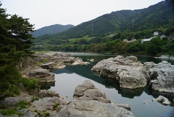 美濃田の渕キャンプ場