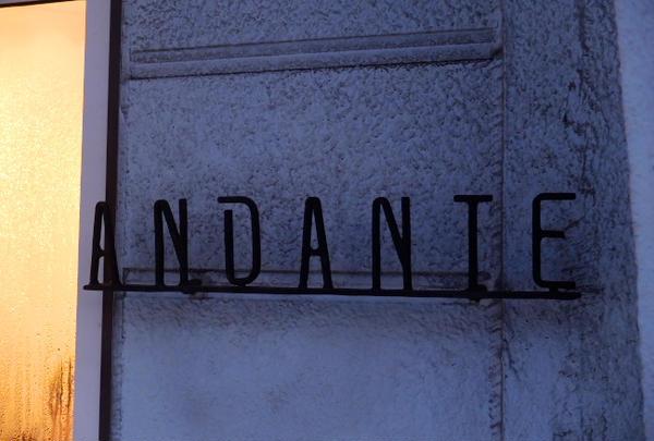 ANDANTE(アンダンテ)