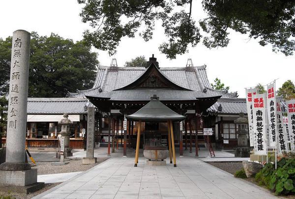 乙津寺(梅寺・鏡島弘法)