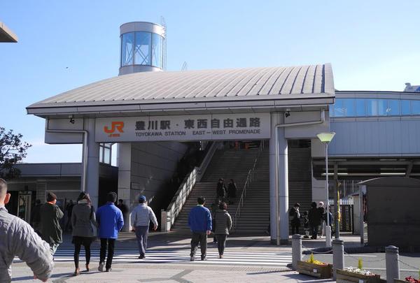豊川駅の写真・動画_image_121896