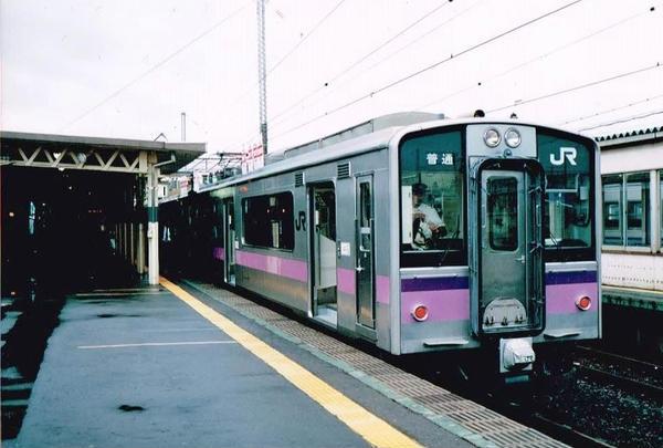 4日めは艫作駅からスタート