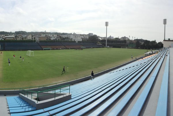 静岡県草薙総合運動場球技場