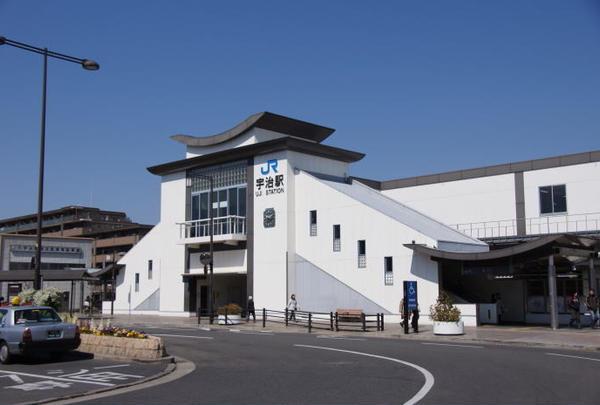 宇治駅(JR)