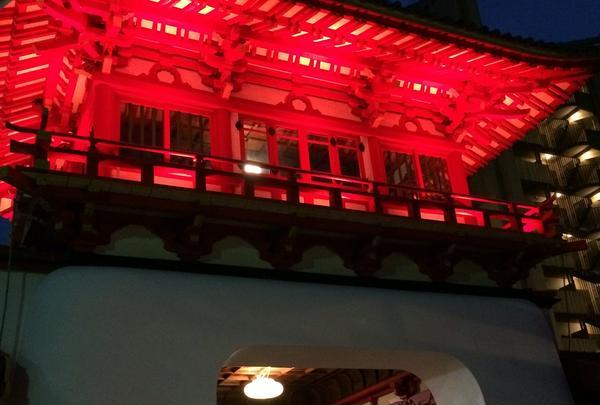 武雄温泉楼門ポストの写真・動画_image_142771