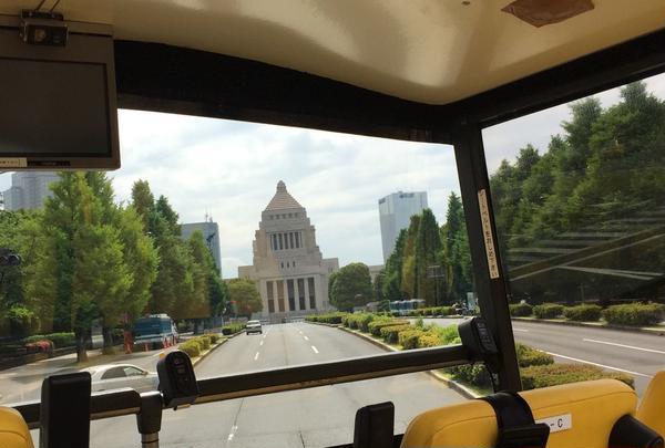 スカイバス 三菱ビル前バス停の写真・動画_image_143203