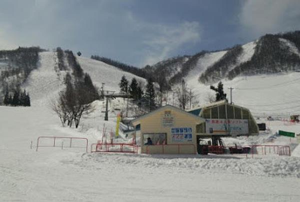 ほおの木平スキー場