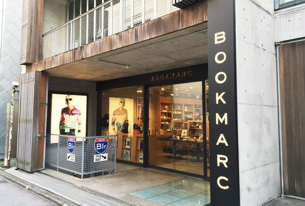 ブックマーク(BOOKMARC)