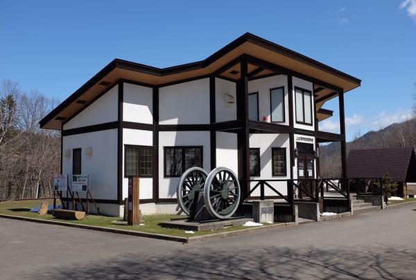 〔上士幌方面〕上士幌町鉄道資料館