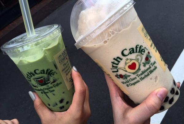 Urth Caffe 表参道(アースカフェ)
