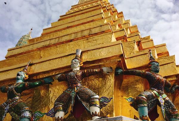 Wat Phrakeaw(ワット・プラケオ)